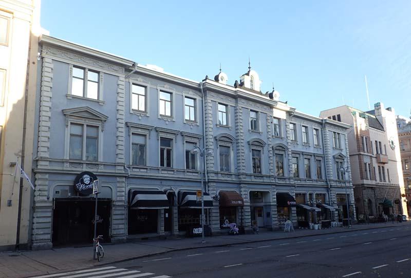Aurakatu 3, Turku