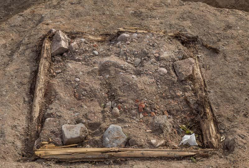 Turku arkeologiset kaivaukset 2018