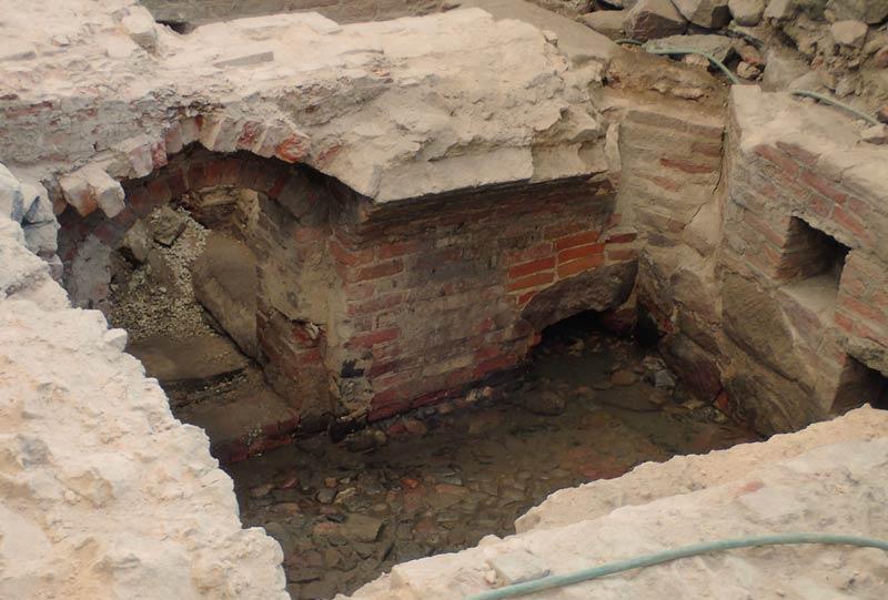 Katedralskolan kaivaukset 2018