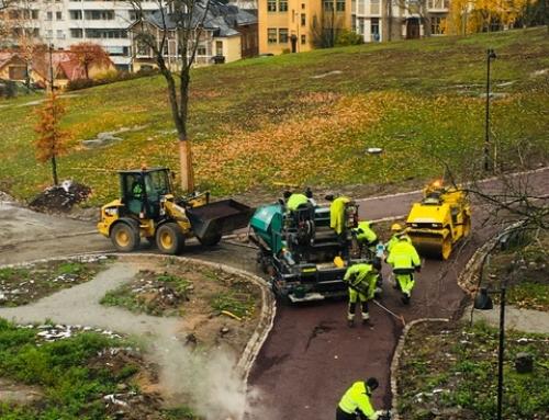 Puolalanpuiston kunnostustyö jatkuu 2019… ja jatkuu…